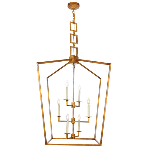 Denmark 6-Light 29-Inch Chandelier