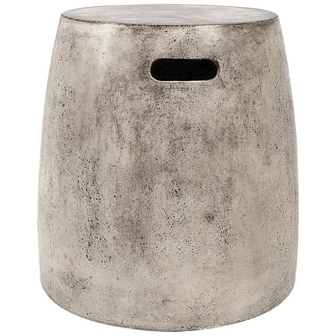 Hive Stool in Polished Concrete