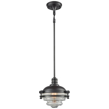 Riley 1-Light 9-Inch Pendant