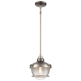 Seaway Passage 1-Light Mini Pendant