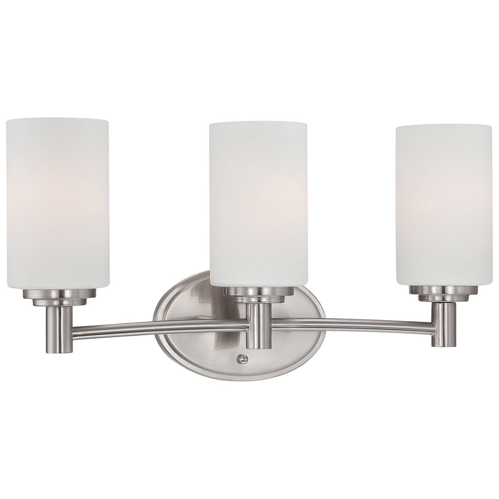 Pittman 3-Light Wall Lamp