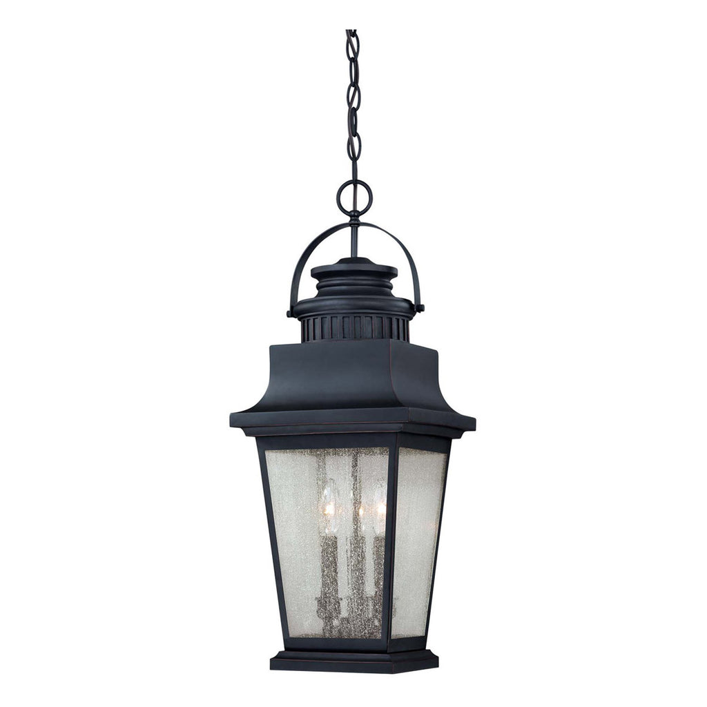 Barrister 3-Light Hanging Lantern
