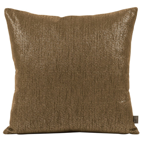 "Glam 20"" x 20"" Pillow - Down Insert"