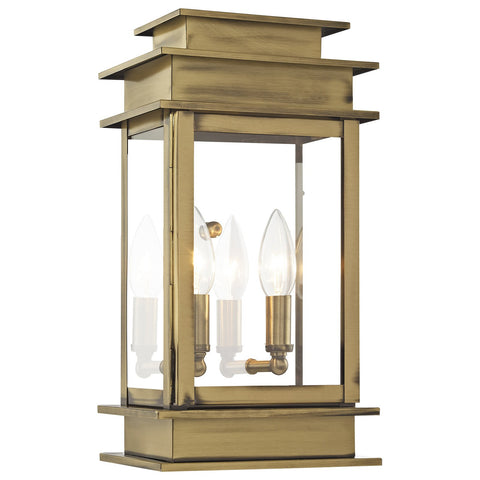 Princeton 2-Light Outdoor Wall Lantern