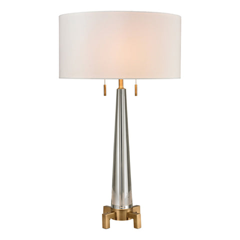 2-Light Table Lamp