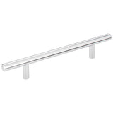 "Elements Naples 8.11"" Overall Length Bar Cabinet Pull"