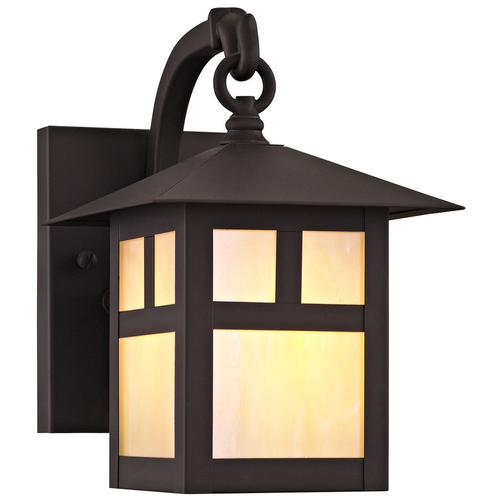 Montclair Mission 1-Light Outdoor Wall Lantern