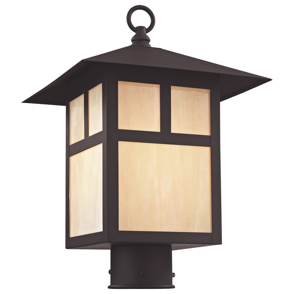 Montclair Mission 1-Light Outdoor Post Head