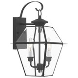 Westover 2-Light Outdoor Wall Lantern