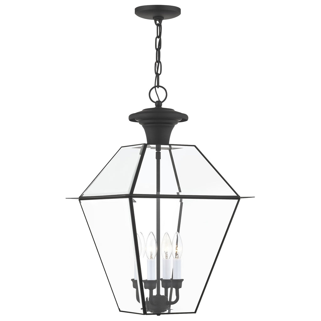 Westover 4-Light Outdoor Hanging Lantern