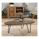 Leveni Wooden Coffee Table