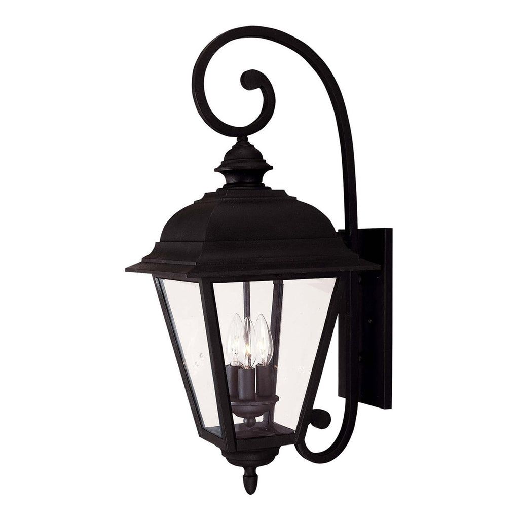 Westover 3-Light Wall Mount Lantern