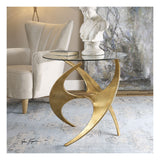 Graciano Glass Accent Table