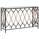 Darya Nautical Console Table
