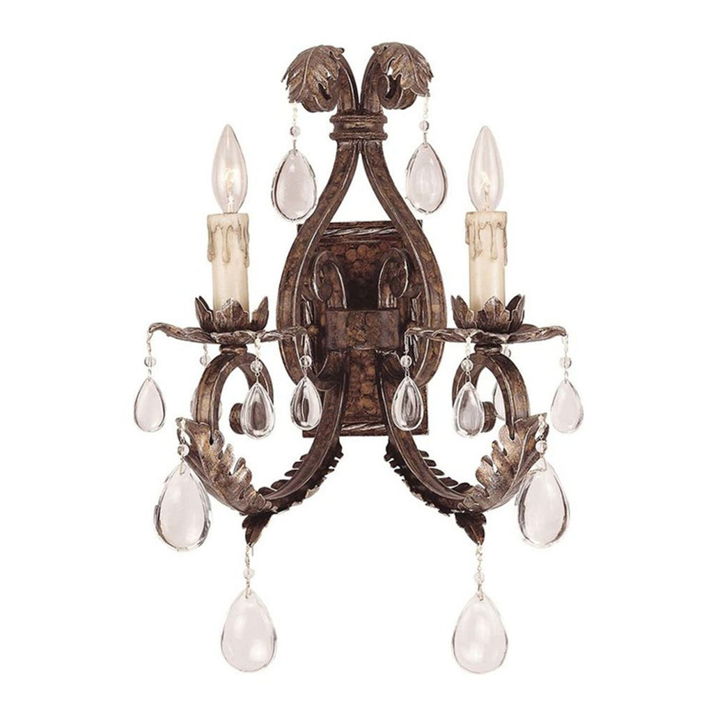 Chastain 2-Light Sconce