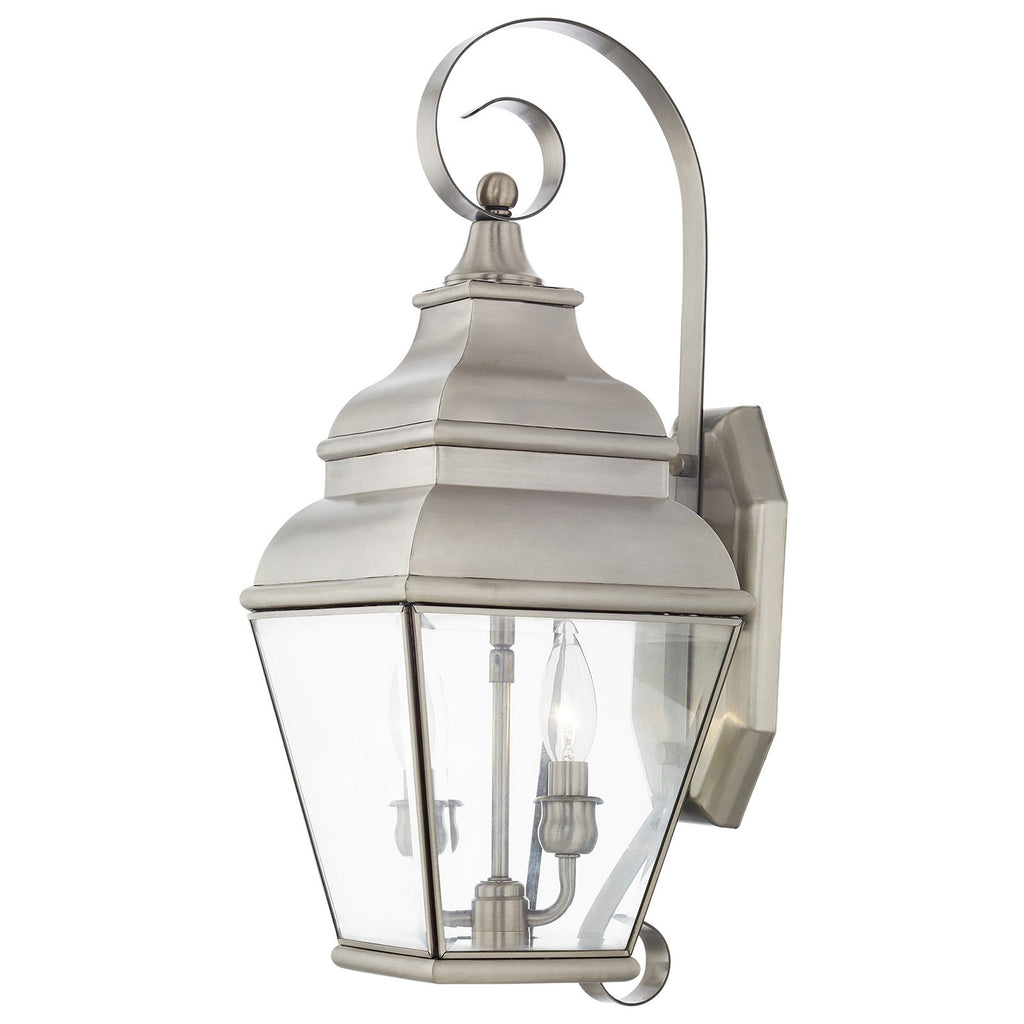 Exeter 2-Light Outdoor Wall Lantern