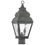 Exeter 2-Light Outdoor Post Head
