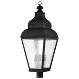 Exeter 4-Light Outdoor Post Head