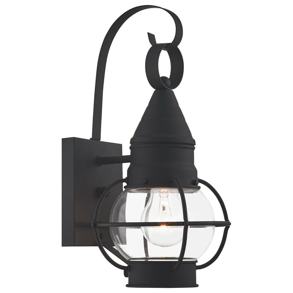 Newburyport 1-Light 60W Outdoor Wall Lantern