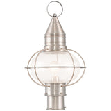 Newburyport 1-Light 100W Outdoor Post Lantern