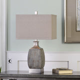 Caffaro Rust Bronze Table Lamp