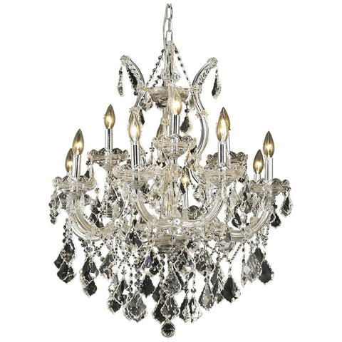 Maria Theresa 13-Light Chandelier with Crystal