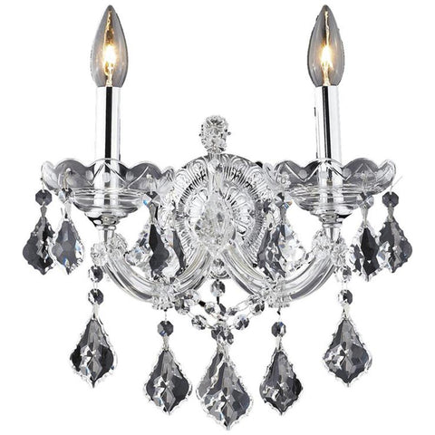 Maria Theresa 2-Light Wall Sconce