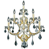 Maria Theresa 7-Light Wall Sconce