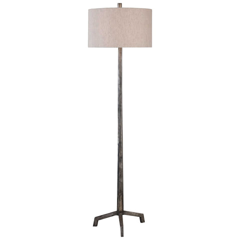 Ivor Cast Iron Floor Lamp