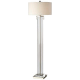Monette Tall Cylinder Floor Lamp