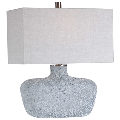 Uttermost Matisse Textured Glass Table Lamp