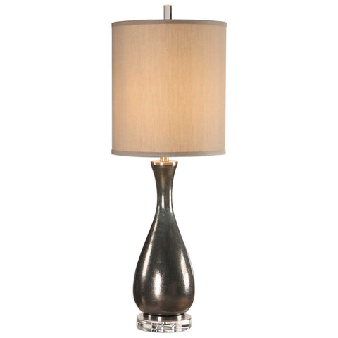 Uttermost Meara Metallic Bronze Lamp