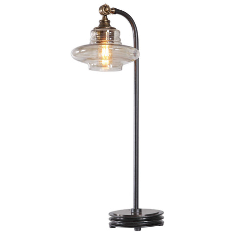 Uttermost Lyell Industrial Table Lamp