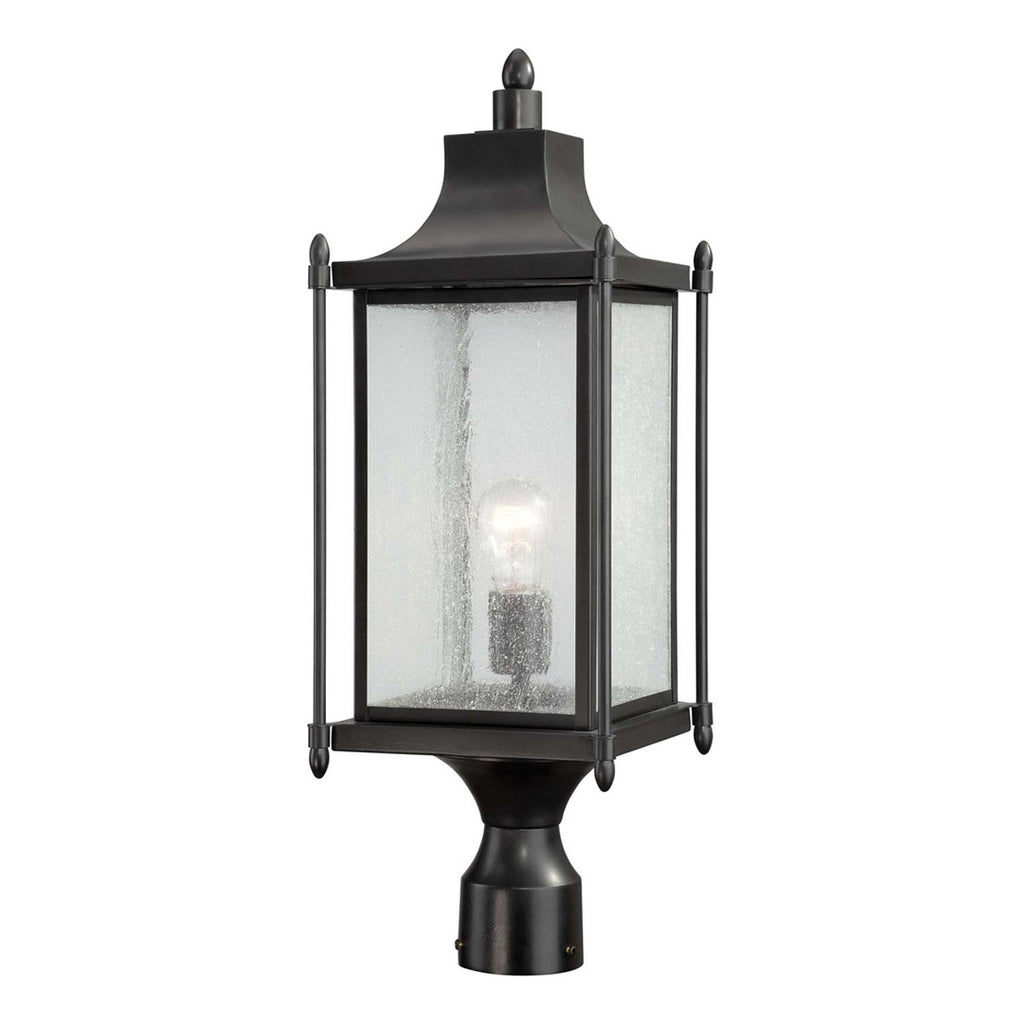 Dunnmore Post Mount Lantern