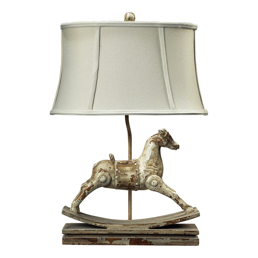 Carnavale 1-Light Clancey Court Table Lamp
