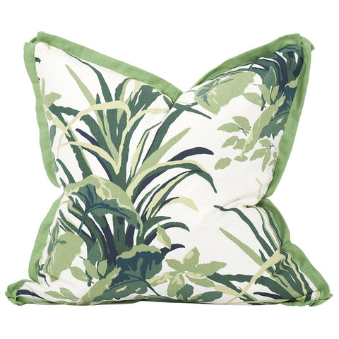 "Madcap Cottage Bermuda Bay 24"" x 24"" Pillow - Down Insert"