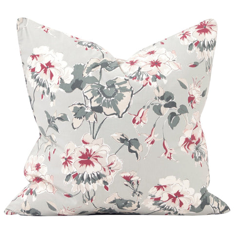 "Madcap Cottage Mirador Morn 24"" x 24"" Pillow - Down Insert"
