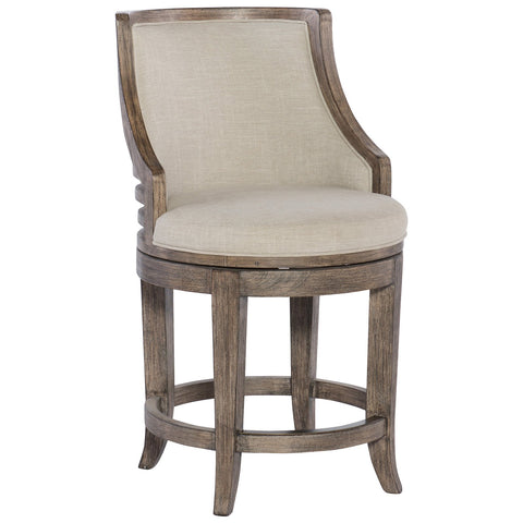 Lainey Counter Stool in Grays