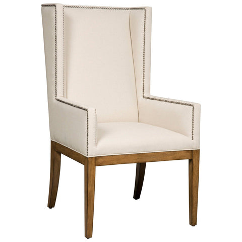 Dining Chair in Medium Wood