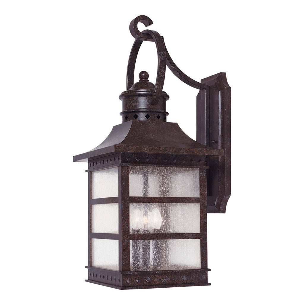 Seafarer 3-Light Wall Mount Lantern