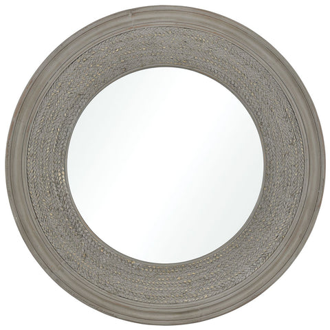 Carrik-a-Rede Mirror in Washed Grey