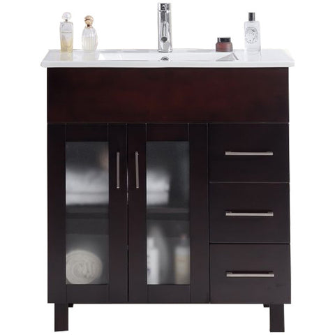 "Nova Collection 32"" Vanity with Countertop"