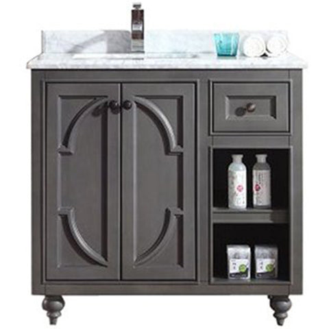 "Odyssey Collection 36"" Vanity with Countertop"