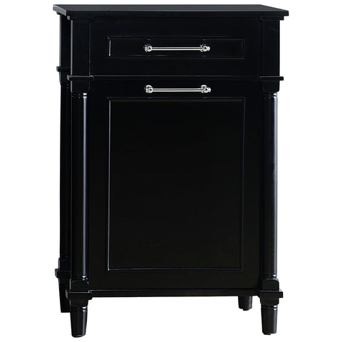 Continental Collection Hamper Cabinet