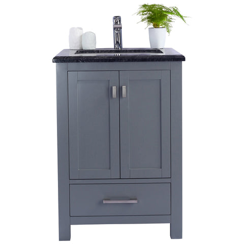 Wilson 1-Drawer 2-Door Cabinet with Countertop