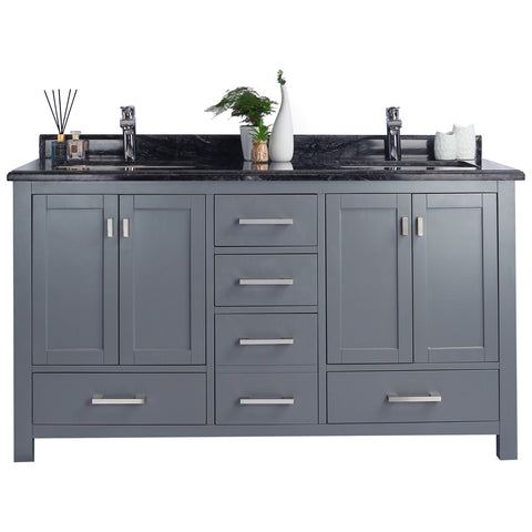 Wilson 60-Inch Cabinet with Countertop
