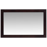 Fully Framed 48-Inch Mirror