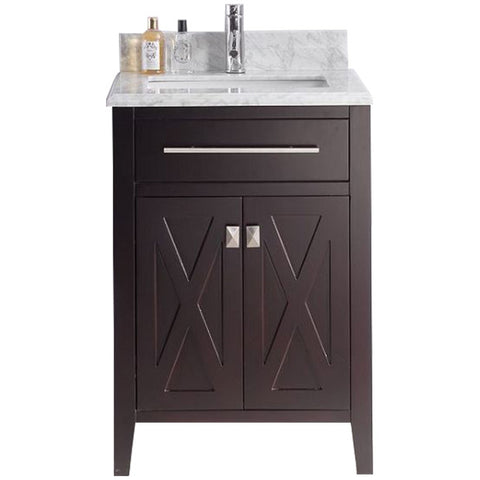 "Wimbledon Collection 24"" Vanity with Countertop"