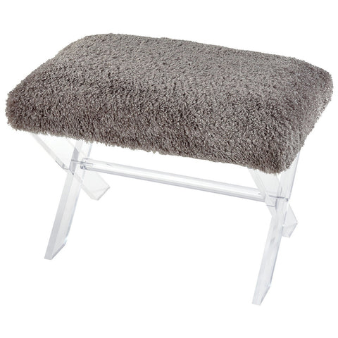 Knoxx Bench in Grey
