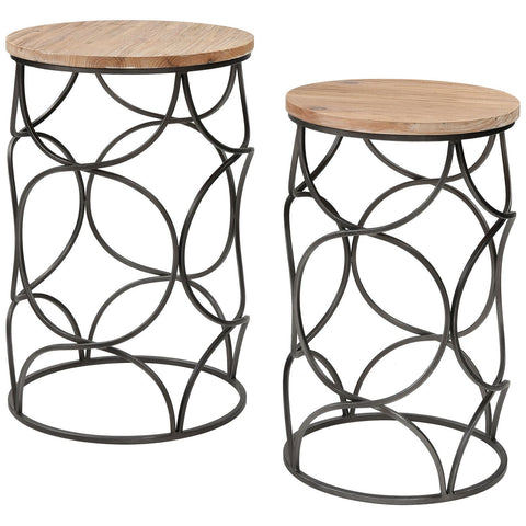 Billings Accent Tables (Set of 2)